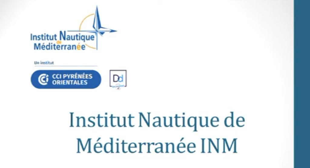 INM (Institut Nautique Méditerranéen)
